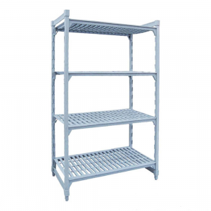 Poly Coated Steel Shelving