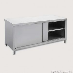 Quality Grade 304 S/S Pass though cabinet (double sided) STHT